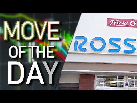 Shares of Ross Stores Fall After Reporting Weak Second-Quarter Guidance