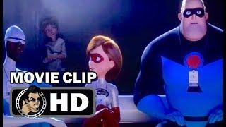 INCREDIBLES 2 Clip - Make Super Great Again (2018) Disney Pixar Movie HD