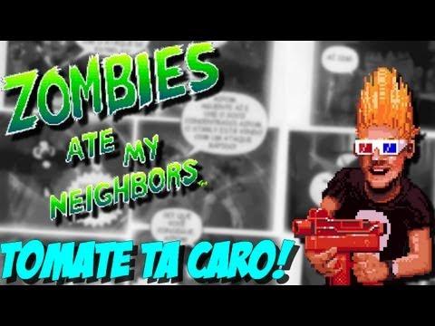 Zombies ate my Neighbors - Não Nostalgia #10