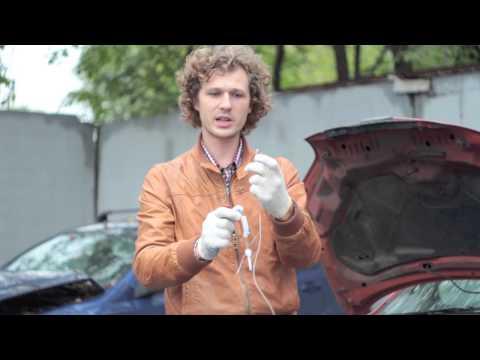 Видео как проверить масло в автоматической коробке передач