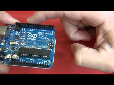 Arduino Tutorial #1 - Getting Started and Connected!