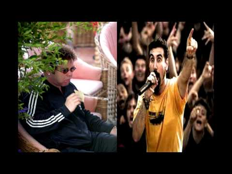 "MASHUP: Elton John Vs System Of A Down | ""Crocodile Rock"" Vs ""Chop Suey"" (Neilcic)"