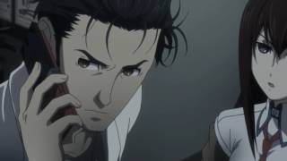 Steins;Gate - Okabe laughs in French