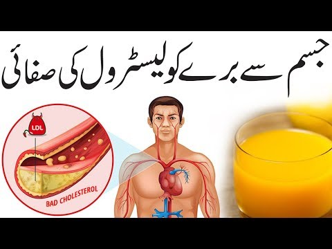 6 FOODS THAT WILL CLEAN YOUR ARTERIES FROM BAD CHOLESTEROL