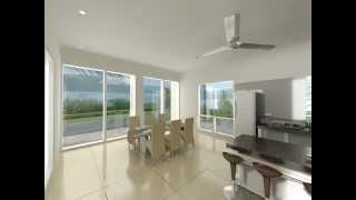 Virtual Tour, Interior Design, 3D Walkthrough Interior Animation for Residence Home, Building