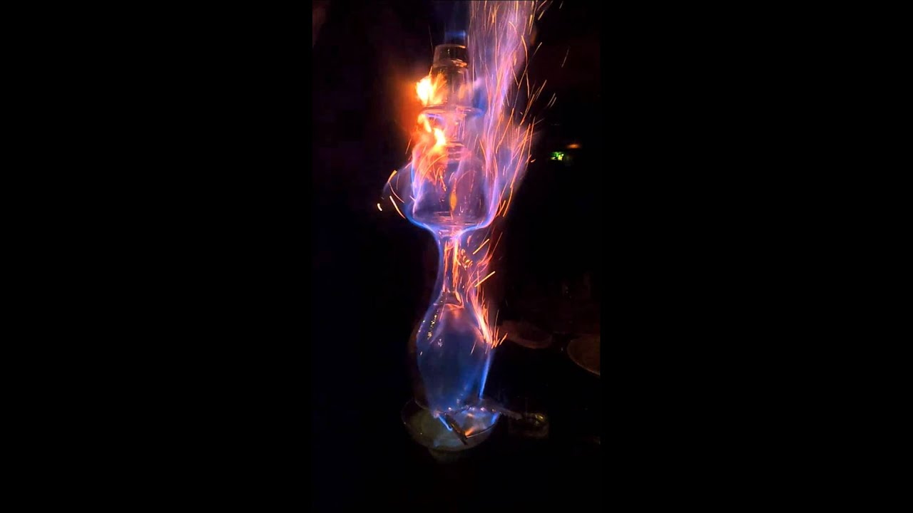Rue Bourbon S Flaming Lamborghini Youtube