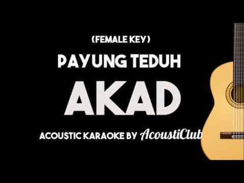 Female Key Payung Teduh - Akad Acoustic Guitar Kar.mp3