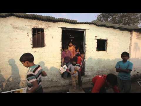 Free Education for Slum Students - Karunadham Aashram