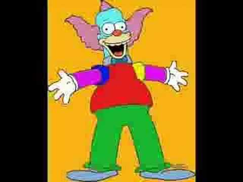 KRUSTY THE CLOWN HYPER RAVE Video