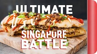 THE ULTIMATE SINGAPORE BATTLE