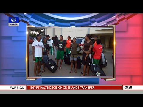 Sports This Morning: 26 Athletes Arrive In Durban For African Senior Championship