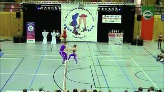 Johanna Süß & Franz Rothballer - Landesmeisterschaft Bayern 2015