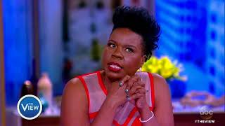 Leslie Jones On Silencing Comedians, Emmy Nomination For 'SNL' | The View