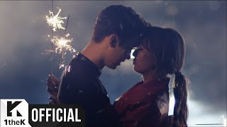[MV] Hyolyn X Jooyoung(효린X주영) _ Erase(지워) (Feat. Iron(아이언))