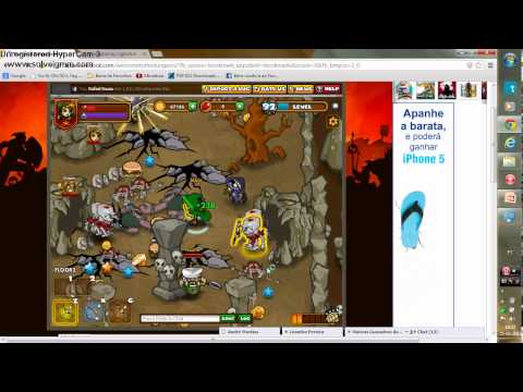 Dungeon rampage no facebook !!!