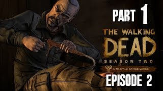 Walking Dead Season 2 Episode 2 Walkthrough Part 1 - A HOUSE DIVIDED