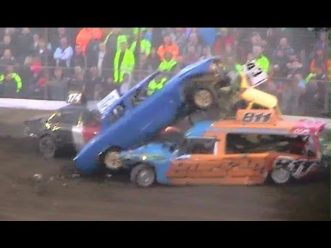 Kings Lynn Unlimited Bangers AXESTINCTION 2013