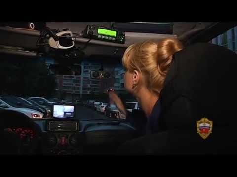 Дежурство вместе с экипажем ППСП в Западном Дегунино