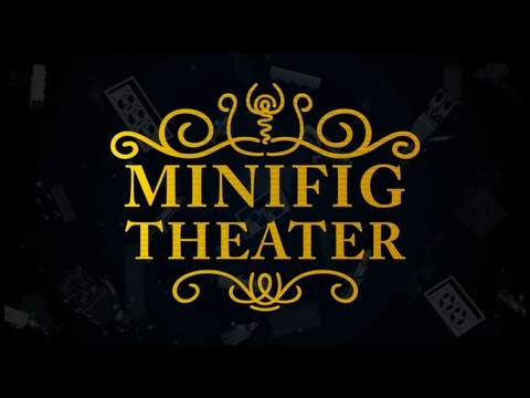 MINIFIG THEATER Announcement Teaser