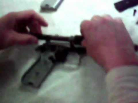 bb pistol to .22 conversion tutorial