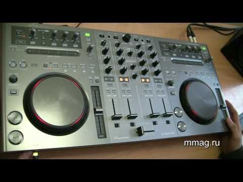 mmag.ru: Pioneer DDJ-T1  video review