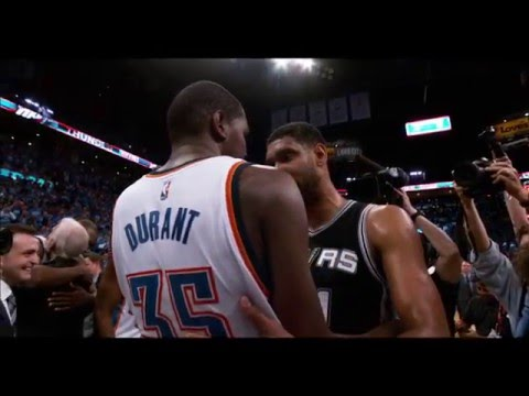 Best of Playoff Phantom: Thunder vs Spurs Game 6