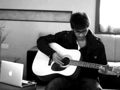 Splitsvilla 4 theme song guitar cover - Aahatein (agnee) ..