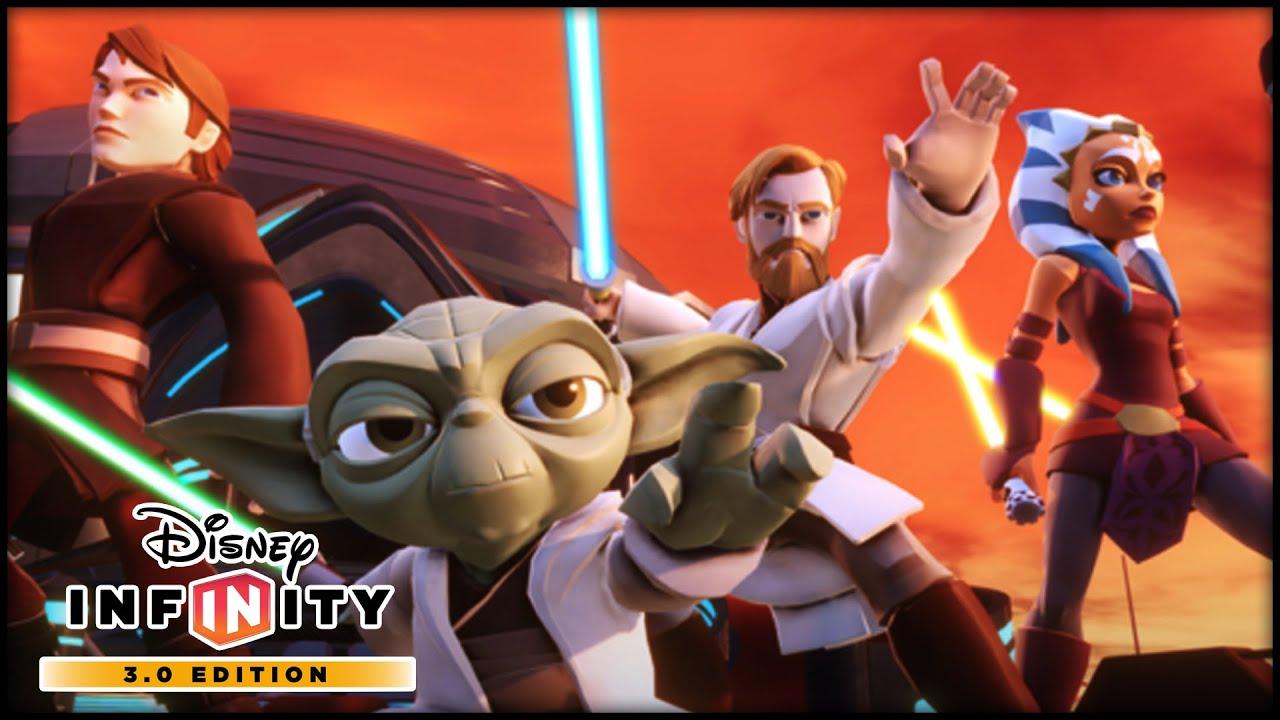 New Disney Infinity Characters 3.0 Disney Infinity 3.0 Star