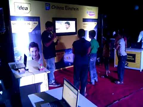 Idea 3G Chinna Einstein Activity Powered by Radio Mirchi, Hyderabad - Video 3