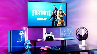 Ultimate Fortnite Gaming Setup!