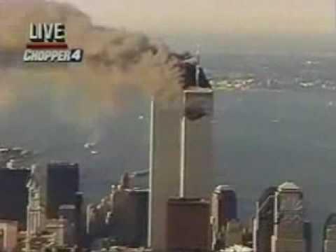 9/11 Second Impact (Flight 175) NBC - Live - Better Quality