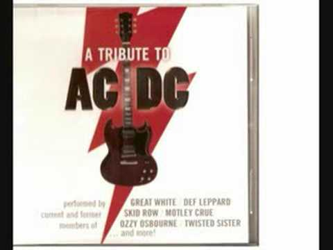 AC/DC - Back in Black by John Lee Turner and Phil Collen