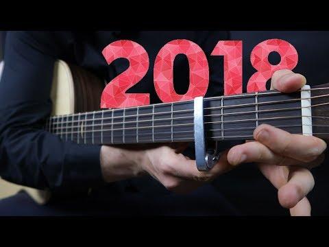 ХИТЫ 2018 ГОДА НА ГИТАРЕ | +ТАБЫ