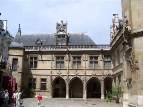 PARÍS - MUSÉE NATIONAL DU MOYEN AGE o MUSÉE CLUNY