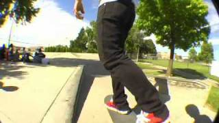 A day at Kennewick skatepark