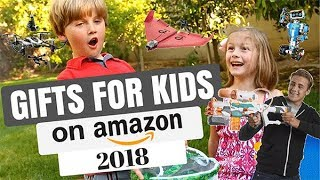 Cool Gifts for Kids 2018 | On Amazon!