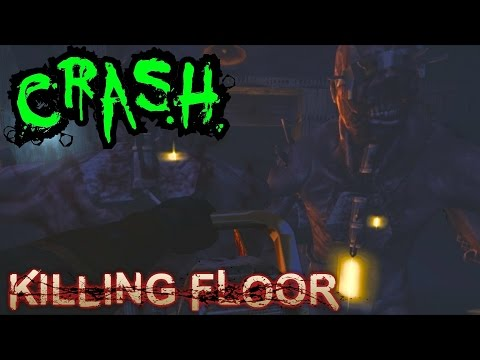 Crash - The Berserker with the GOLDEN CHAINSAW!!! | Killing Floor [PC HD]