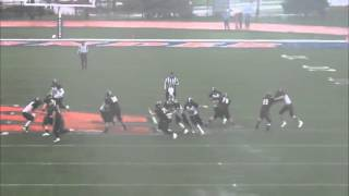Ron Planz Talks Elmhurst Football on 11/2/15