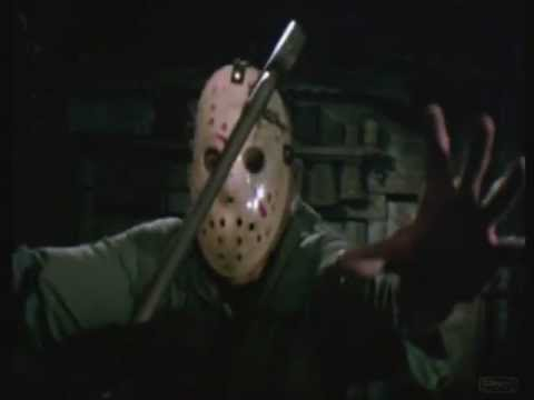 Jason Voorhees Let The Bodies Hit The Floor  HQ
