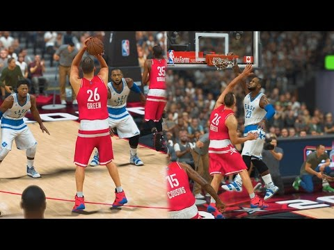 NBA 2K17 My Career - THE ALLL STAR GAME! [Episode 23]
