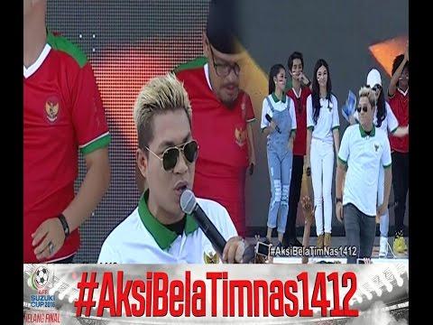 download lagu Perfomance Armada ``Pulang Malu Tak Pulang Rindu``  Aksi Bela Timnas  14 Des 2016 gratis