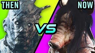 Dead By Daylight - Then Vs Now- Evolution Of Dead By Daylight   The Leaderboard