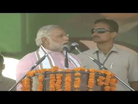 Live: Narendra Modi Rally in Rourkela, Odisha