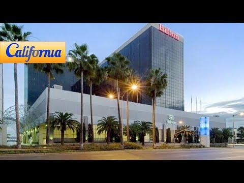 Hilton Los Angeles Airport, Los Angeles Hotels - California