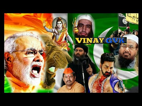 India Vs Pakistan Dialogue Vol 5  Jai Shree Ram Naara DJ Mix