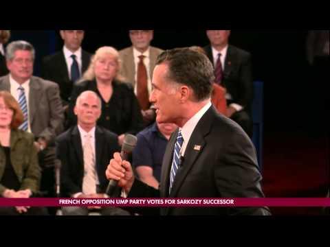 CCTV America World News 11/18/2012