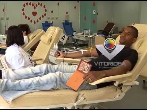 Dia do Voluntário – Doação de sangue - um ato que pode salvar vidas