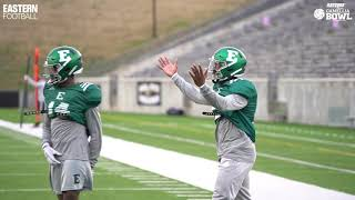 2018 Camellia Bowl - Practice #2 - Kevin McGill Mic'd Up