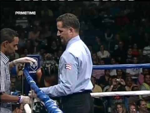 BOXING/BOXEO: Hanna Gabriel vs Gardy Alvarez - 29/5/2010 Video