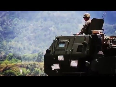 Marines Fire HIMARS in the Philippines